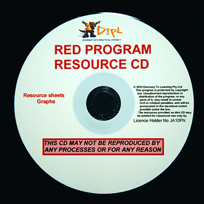 Red Resource CD