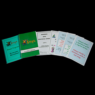 Green Additional Teacher's Manual Set
