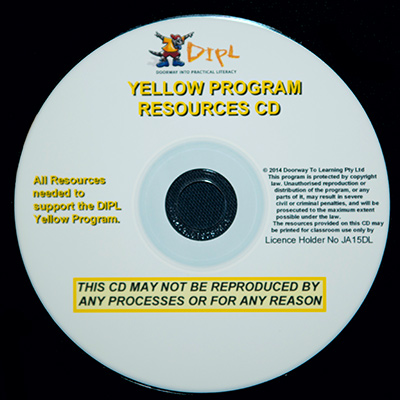 Yellow Resources CD