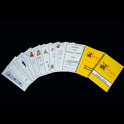Yellow Additional Teacher's Manual Set (EARLY, Units 1-15)